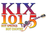 Kix 101.5 KIXV Hot Springs Rock 93.5 KHRK Noalmark