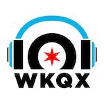 101WKQX Q87.7 101 WKQX Q101 Chicago Alternative PJ Brian Phillips Lauren StabWalt