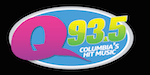 Q93.5 Q935 WARQ Columbia's Hit Music