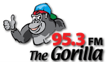 95.3 The Gorilla Z95 WZNF Biloxi Gulfport