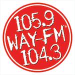 93.9 WAYI Way WayFM 104.3 WAYG 105.9 WAYK Louisville Cumulus