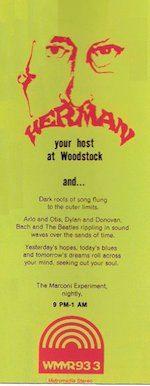 Dave Herman 93.3 WMMR 102.7 WNEW 92.3 K-Rock WXRK EYada Death Legacy Radio