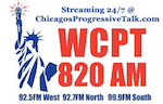 Chicago's Progressive Talk 820 WCPT 92.7 WCPT-FM 92.5 WCPY 99,9 WCPQ Chicago Newsweb Bill Press Stephanie Miller Ed Schulz Dance Factory Radio Polski.fm