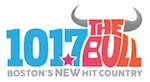 Evolution 101.7 The Bull WEDX Boston Bobby Bones WKLB Country