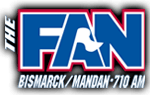 ESPN 710 The Fan KXMR Bismarck Minot KFAN Fox Sports