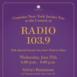 Radio 103.9 Cumulus New York WFAS-FM Bronxville Launch Party Tom Joyner DL Hughley