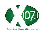 X107.1 X107 Atlanta New Alternative South 107 107.1 WTSH W296BB Rome Cox Media 99X