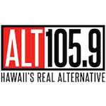 Alt 105.9 KPOI Honolulu Real Alternative Rock Fernando O-Dogg