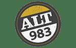 Clear Channel Alt 98.3 W252CM Nashville WNRQ-HD2 John Mayer Em Zeus Slappy