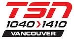 TSN Radio Vancouver Team 1040 CKST 1410 CFTE Bell Media