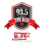 93.5 The Bar WBGF Belle Glade West Palm Beach  Bubba Love Sponge JVC Media