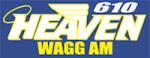 Heaven 610 WAGG 102.1 Y'all WENN Birmingham