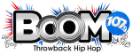 Boom 107.9 WPHI Philadelphia Classic Hip-Hop Throwback Hot Radio-One Colby Colb