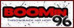 Boomin 96 Boom 96.1 Throwback Hip-Hop 96X WIVG Memphis Flinn
