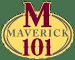 Maverick 101 102.7 100.9 KVMK  K274CM Bryan College Station