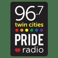 96.7 Pride Radio W244BY Minneapolis iHeartMedia iHeartRadio #ComingOutFriday