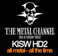 The Metal Channel 99.9 KISW-HD2 Seattle HD Radio