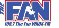 105.7 The Fan WXCX Red Rock 100.3 KFAN KFXN Minneapolis