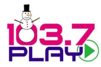 103.7 Play WURV Richmond SummitMedia Christmas Hot 106.1 Easy 100.9 WHTI