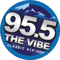 95.5 The Vibe Magic 95 KNEV Reno Cumulus Classic Hip-Hop
