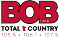 Bob Country 106.1 KLCI Elk River 107.5 KBGY Faribault Minneapolis