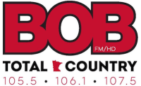 Bob Country 106.1 KLCI Elk River 107.5 KBGY Faribault Minneapolis