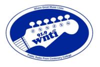 91.9 WNTI Hackettstown Centenary College NPR