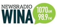 1070 WINA 98.9 W255CT Charlottesville Saga Communications