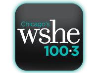Cat Thomas Paul Webber 100.3 WSHE-FM Chicago Hubbard Radio Entercom Austin