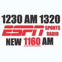 ESPN LV Lehigh Valley 1160 WBYN Lehighton 1320 WTKZ Allentown 1230 WEEX Easton