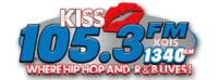 Kiss 105.3 1340 KQIS Fayetteville Perry Broadcasting
