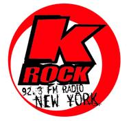 92.3 KRock K-Rock WXRK New York Howard Stern Alternative