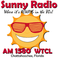 Sunny Radio 80s 1580 WTCL Chattahoochee 1520 92.1 Sioux Falls 1250 97.5 Sioux City