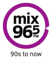 Mix 96.5 Radio CKUL-FM Halifax Newcap