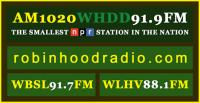 Robin Hood Radio 920 WGHQ Kingston
