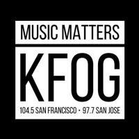 104.5 KFOG San Francisco Matt Pinfiled Music Matters Cumulus