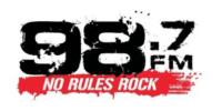 Bubba 98.7 No Rules Rock WBRN-FM Tampa Jeff Zito