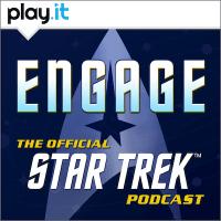 CBS Radio Engage Star Trek Podcast