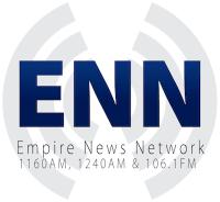 Empire News Network 1160 WAIX Mix 106.1 Sporty 1240 WPTR Albany