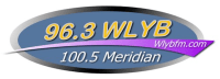 96.3 WLYB Livingston 100.5 Meridian Damon Collins