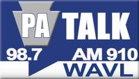 PA Talk 98.7 910 WAVL Apollo Pittsburgh
