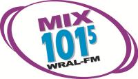 Mix 101.5 WRAL-FM Raleigh Gene Julie Gates
