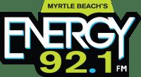 Energy 92.1 WMYB Myrtle Beach Christmas Star