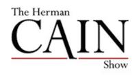 Herman Cain Show 750 WSB 95.5 Atlanta WDBO WOKV WHIO KRMG