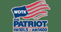 1400 The Patriot 101.5 WDTK Detroit Faith Talk 1500 92.7 WLQV Detroit