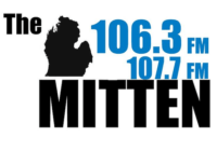 106.3 107.7 The Mitten WWMN Thompsonville Traverse City AAA Adult Alternative