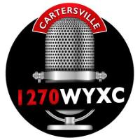 1270 WYXC Cartersville 1260 East Point Atlanta