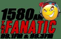 1580 The Fanatic 99.1 99.3 KQFN Phoenix Roc Manuch Jim Rome Money Radio 1510