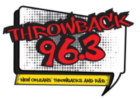Throwback 96.3 Classic Hip-Hop Rock K242CE WRNO-HD2 New Orleans