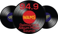 94.9 WAMS Newark Delmarva's Album Music
